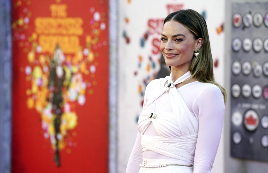 Actress Margot Robbie plays the lead role of Harley Quinn in recent Suicide Squad